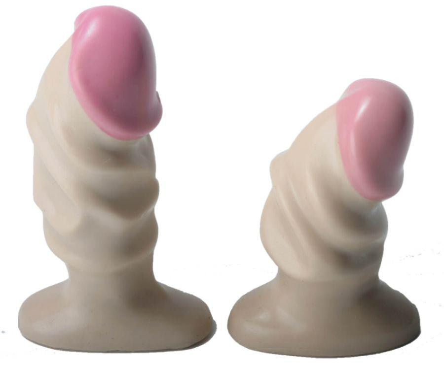 Penis Butt Plug Size : Large-Large - Erotic Superstore