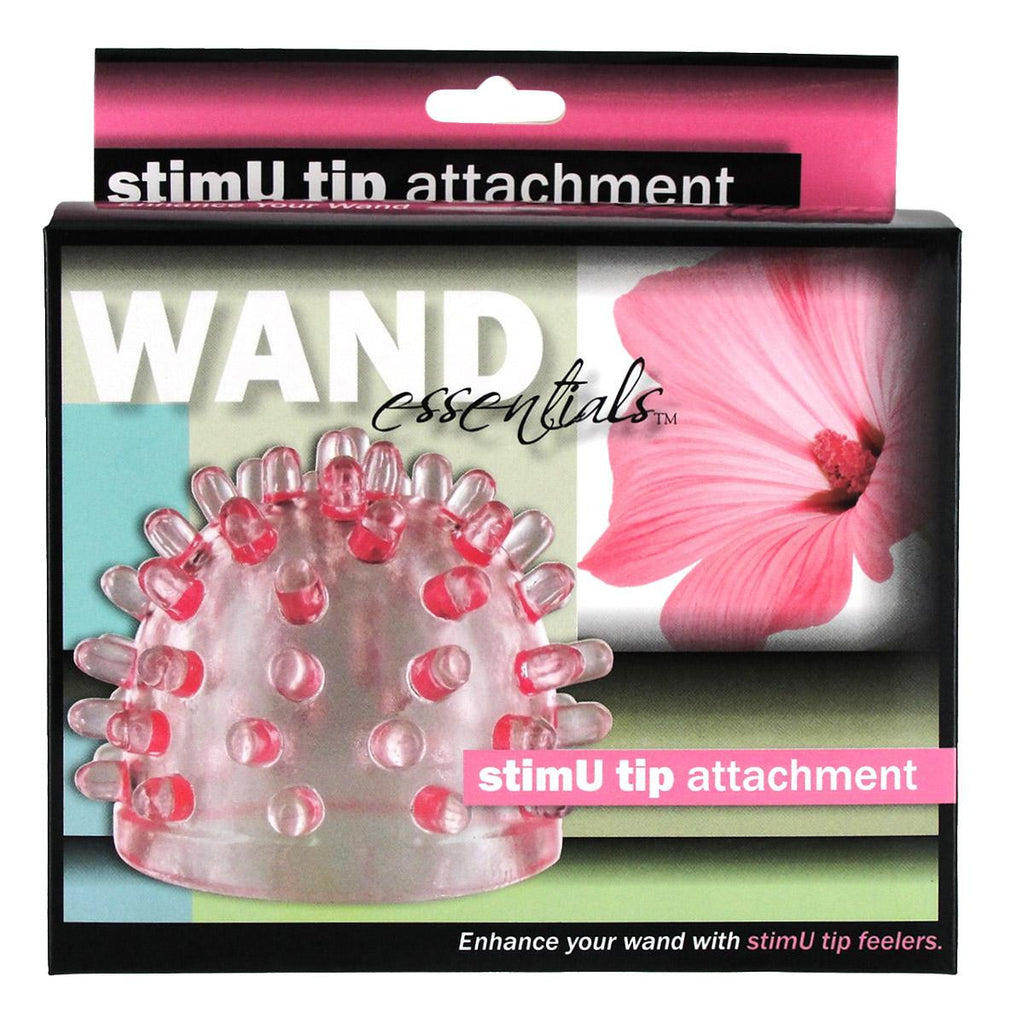stimU Tip Wand Attachment - Boxed - Erotic Superstore
