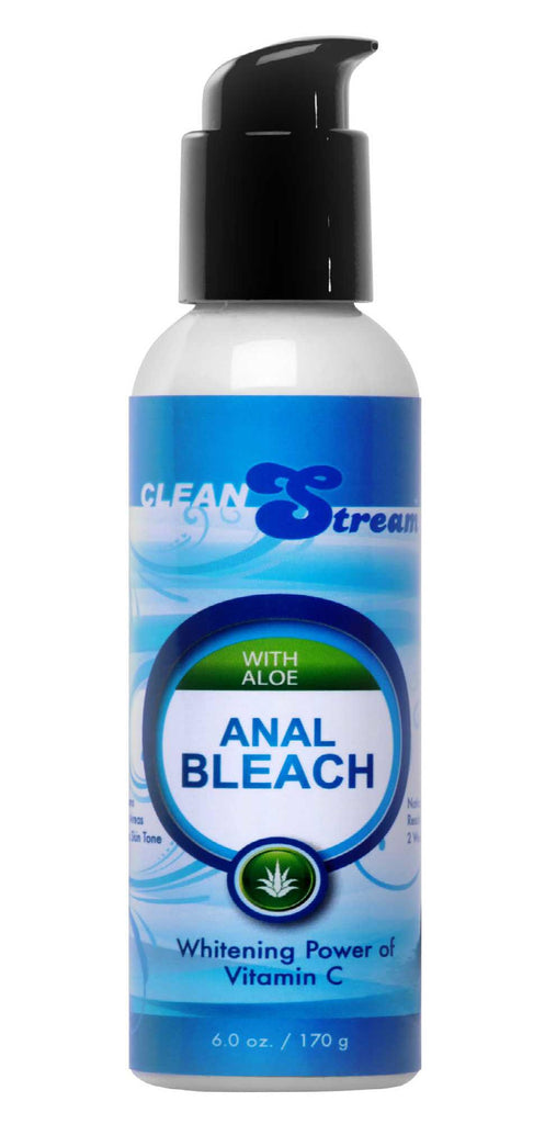 Anal Bleach with Vitamin C and Aloe- 6 oz. - Erotic Superstore