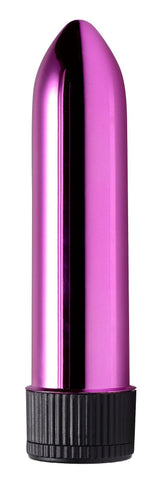 5 Inch Slim Vibe Color : Pink - Erotic Superstore