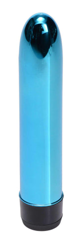 7 Inch Slim Vibe Color : Blue - Erotic Superstore