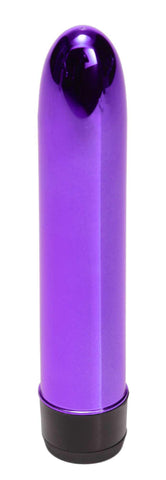 7 Inch Slim Vibe Color : Purple - Erotic Superstore