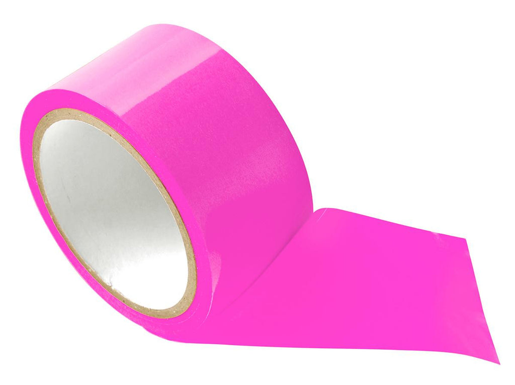 Bondage Tape Color : Pink - Erotic Superstore