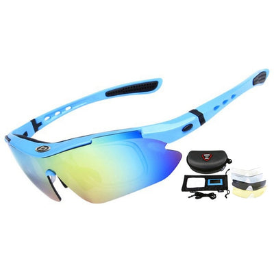 Actionjerseys Polarised Cycling Sports Sunglasses Aero Limited Pro Cycling Eyewear
