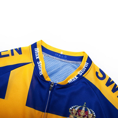 Actionjerseys Pro Team Series Sweden Cycling Jerseys