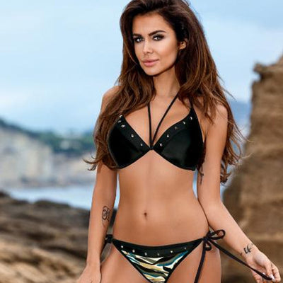 Actionjerseys Military Breezy Diva Series Bikini Set Sport Bikini