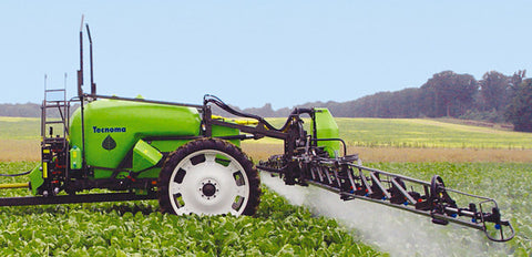 Sprayer in field BRM-SHOP