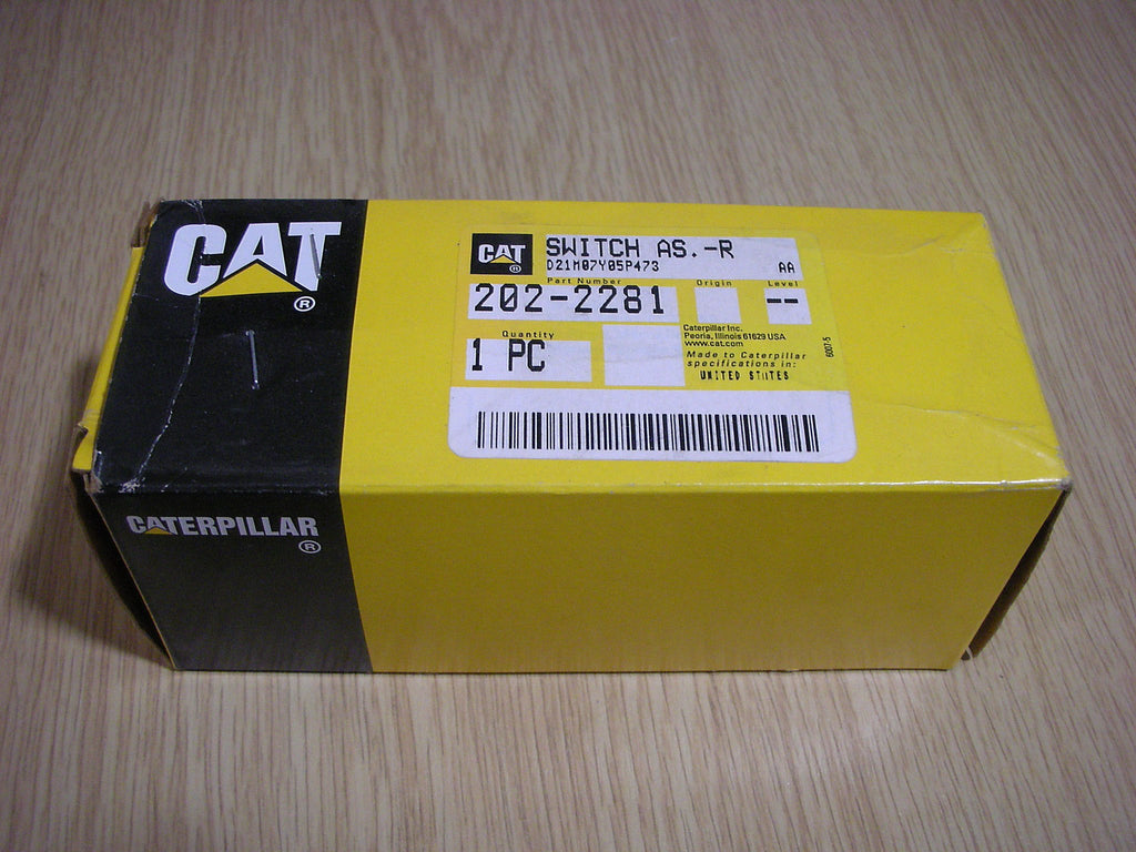 Cat Indicator Switch 202-2281