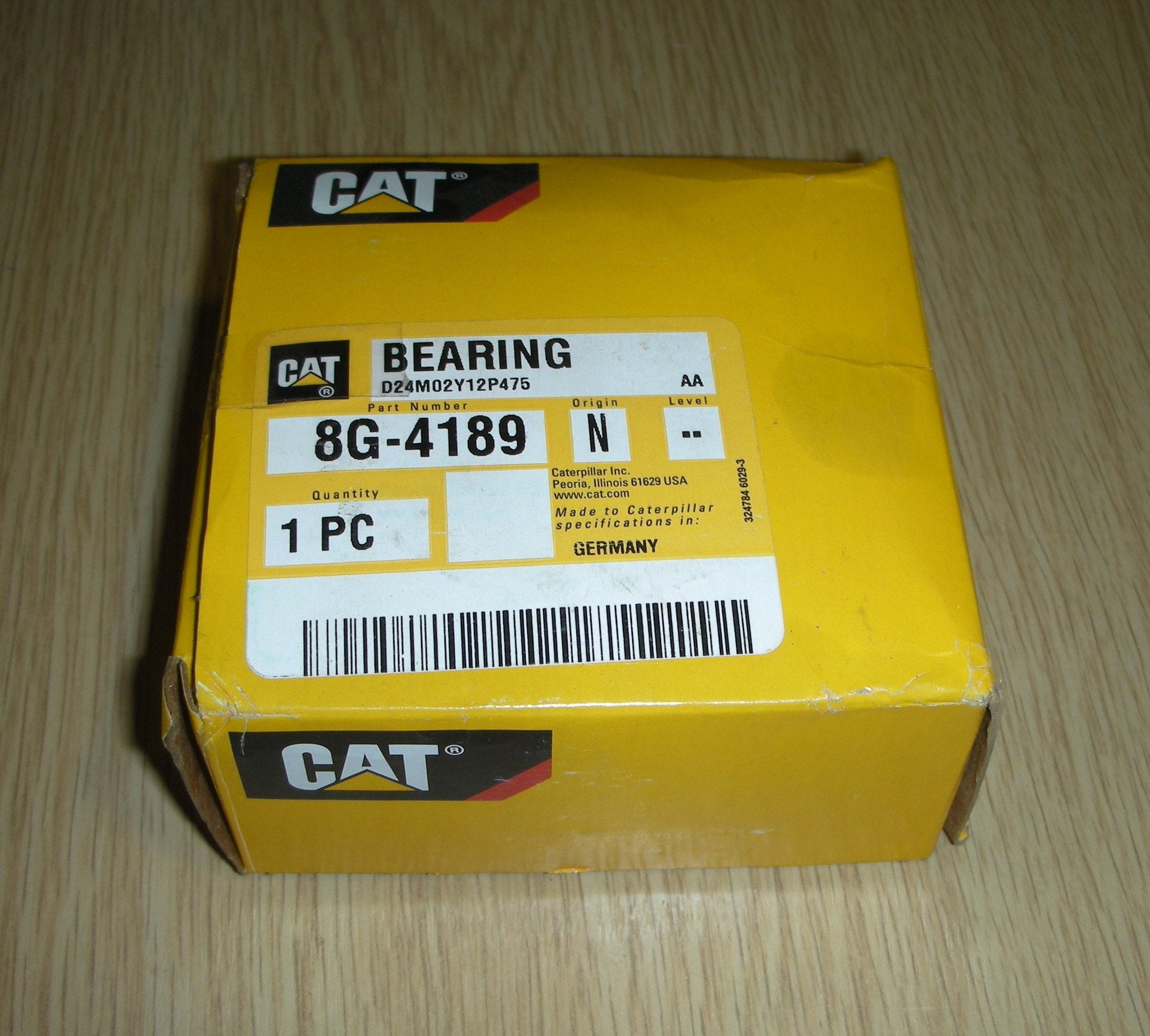 Cat Bearing 8G-4189 - BRM-SHOP.COM