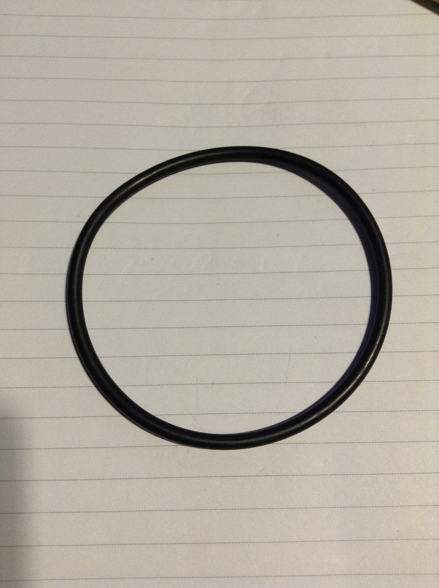 O-RING Seal D45467400 MF Combine - BRM-SHOP.COM