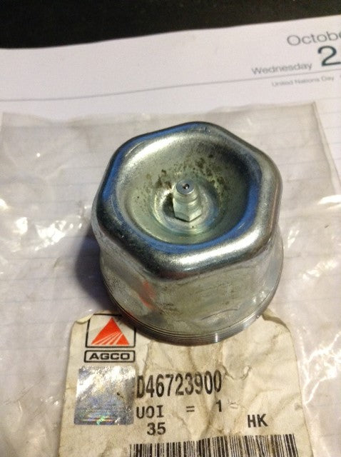 Grease Cap Massey Ferguson Header Trailer D46723900 - BRM-SHOP.COM