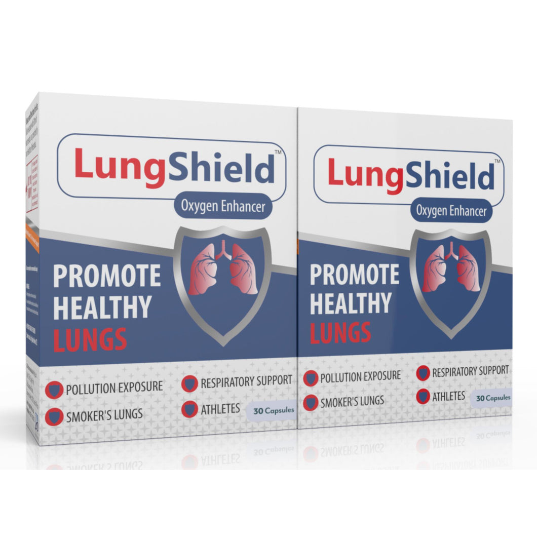 Lungshield (2 Boxes) (Free delivery in SA, T&C apply)