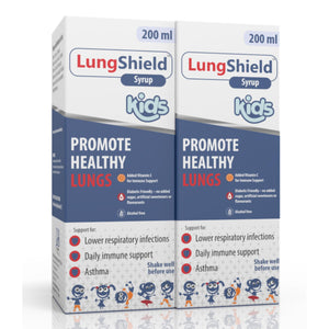 Lungshield (2 x Syrup 200ml)