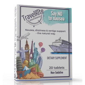 Travelrite Tablets (20 Tablets)