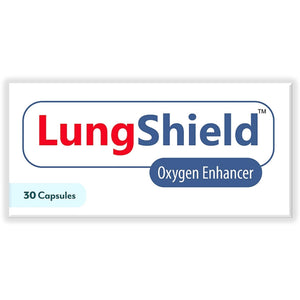 Lungshield (30 capsules) x (4 Boxes) & Lungshield (2 x Syrup 200ml)