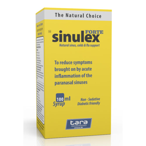Sinulex Forte Syrup 100ml