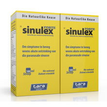 Load image into Gallery viewer, Sinulex Forte Syrup 100ml (2 Bottels)