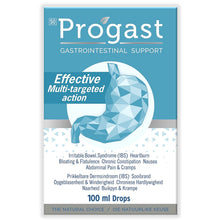 Load image into Gallery viewer, Progast Drops 100 ml (4 Bottels)