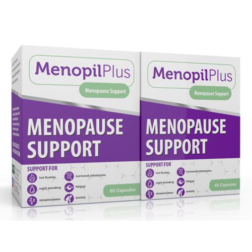 Menopil Plus Menopause Support (2 Boxes) (Free delivery in SA, T&C apply)