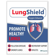 Load image into Gallery viewer, Lungshield (30 capsules) x (4 Boxes) & Lungshield (2 x Syrup 200ml)