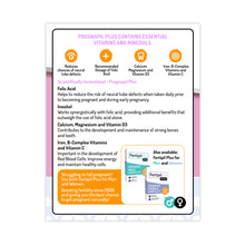Load image into Gallery viewer, Pregnapil Plus Maternity Supplement 4 Boxes