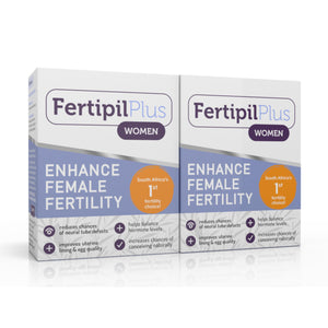 Fertipil Pus for Women 2 Boxes