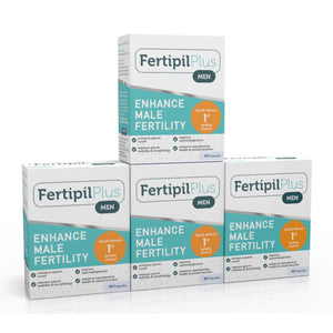 Fertipil Plus Male (Buy 3 get 1 FREE!) (Free delivery in SA, T&C apply)