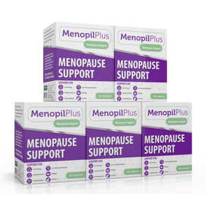Menopil Plus Menopause Support (Buy 4 get 1 Free) (Free delivery in SA, T&C apply)