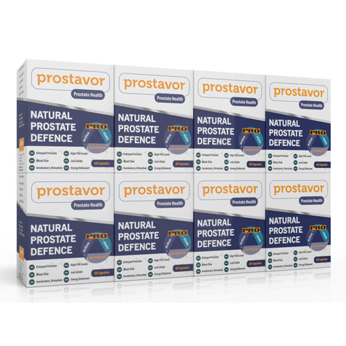 Prostavor - Prostate Defence (Buy 6 get 2 FREE!) (Free delivery in SA and Africa, T&C apply)