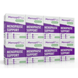 Menopil Plus Menopause Support (Buy 6 get 2 Free) (Free delivery in SA and Africa, T&C apply)