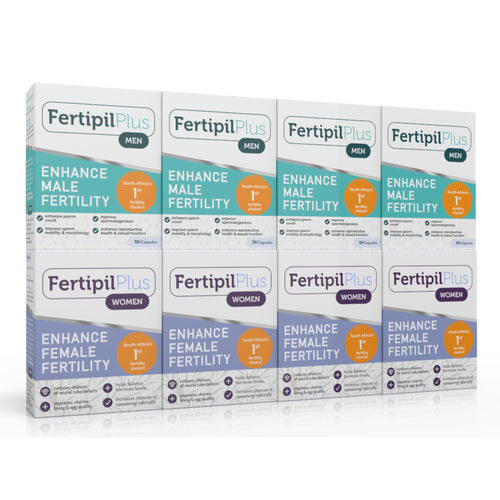 Fertipil Plus Women and Men (Buy 8 pay for 6) (Free delivery in SA and Africa, T&C apply)