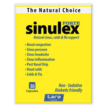 Load image into Gallery viewer, Sinulex Forte (30 Capsules)