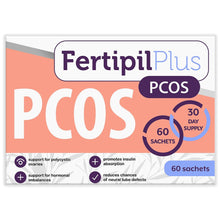 Load image into Gallery viewer, Fertipil Pcos & Fertipil for Men COMBO (One of each) (Free delivery in SA, T&C apply)