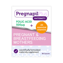 Load image into Gallery viewer, Pregnapil Plus Maternity Supplement (30 Capsules)