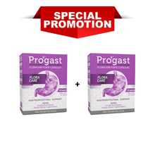 Load image into Gallery viewer, Progast FloraCare Forte (30 Capsules) Buy 1 Get 1 Free