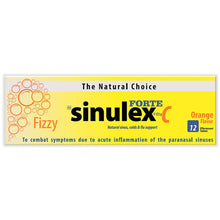 Load image into Gallery viewer, Sinulex Forte Effervescent Tablets 12's (24 Tablets)