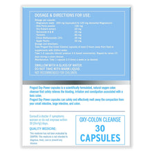 Load image into Gallery viewer, Progast Oxy Colon Cleans (30 Capsules)
