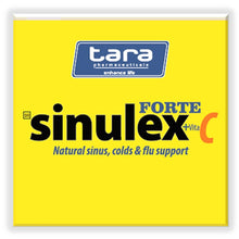 Load image into Gallery viewer, Sinulex Forte Effervescent Tablets 12's (48 Tablets)