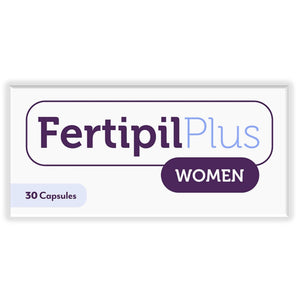 Fertility Starter pack (1 Fertipil Plus Women + 1 Fertipil plus for Men + 1 Fertivor Ovulation Support)