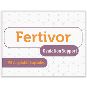 Fertivor Ovulation Support (Buy 4 get 1 FREE!) (Free delivery in SA and Africa, T&C apply)