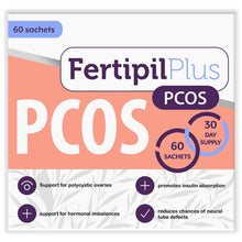 Load image into Gallery viewer, Fertipil PCOS (Buy 4 get 1 Free) (Free delivery in SA and Africa, T&C apply)