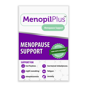Menopil Plus & Osteovex Combo (Two of each)