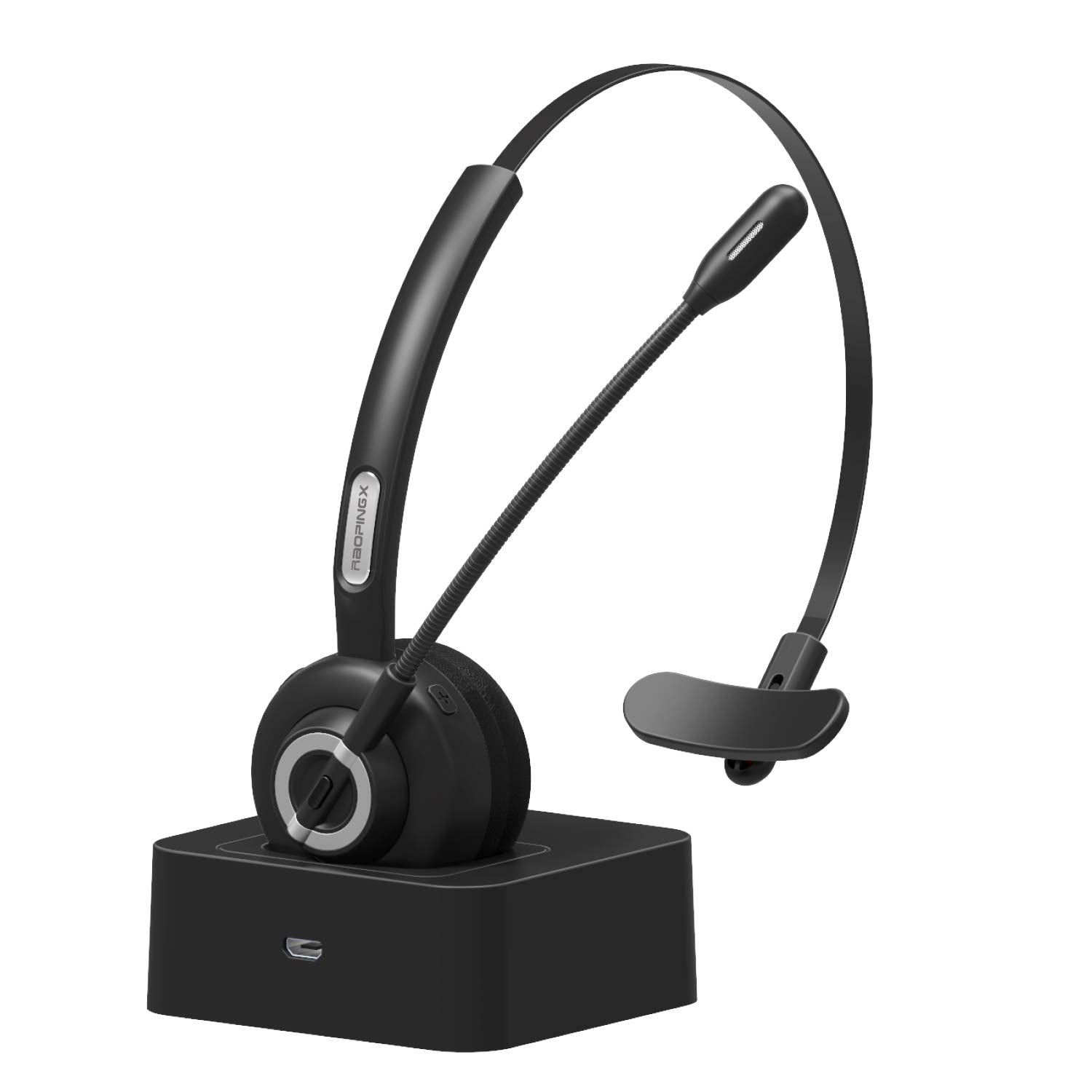 Trucker Bluetooth Headset Raopingx Wireless Headset With Microphone O