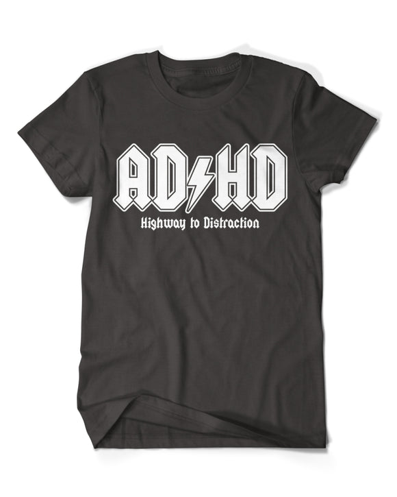 ADHD Highway To Distraction
