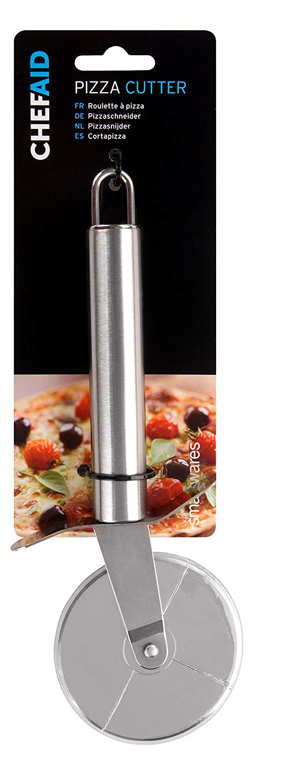 Pizza cutter stainless steel
