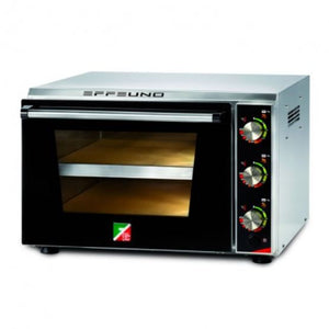 EffeUno P234H - double-deck professional pizza oven.