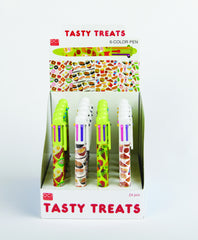 Tasty Treats 6-Color Pens