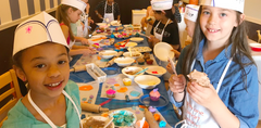 ALL WELCOME! Summer Mini Baking Camps,  Ages 6-12