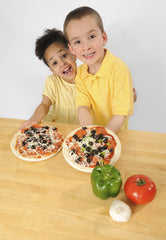 NEW!!! Private Cooking Party - Flying Pie Pizza Making and Cupcake Decorating - Ages 5+