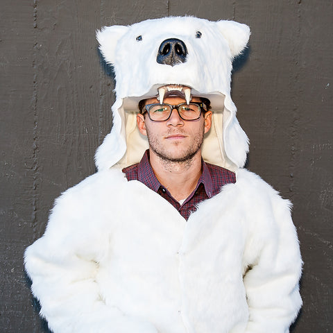 Griz Coat - Polar Bear Edition